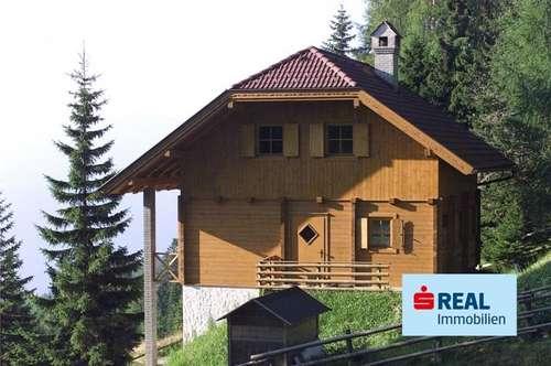 Sensationelles Ferienhaus auf der Sonnalm/Stubeck in Kärnten