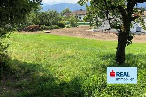Sehr schönes Grundstück in Vassach/Villach zu verkaufen!