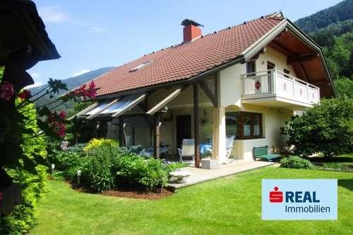 Idyllisch gelegenes Wohnhaus in Feld am See Nähe Millstätter See und Bad Kleinkirchheim