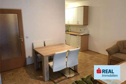 Schöne Kleinwohnung mit TG-Platz in Klagenfurt-Süd zu vermieten