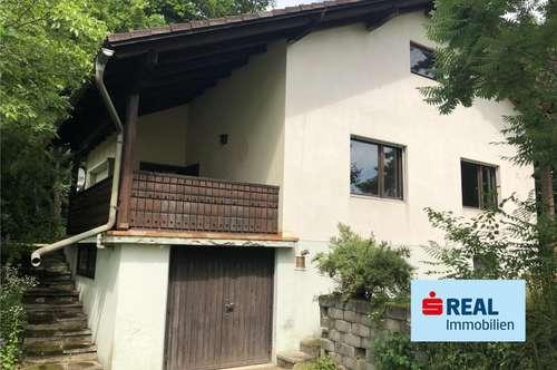 Freiliegendes ländliches Einfamilienhaus zu verkaufen