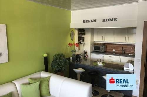 Sehr schöne 2 Zimmer-Wohnung zu verkaufen - traumhafter Ausblick inklusive