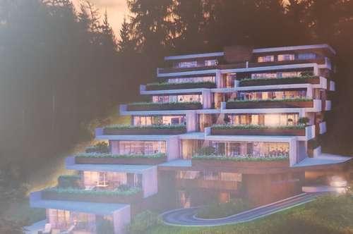 Luxuriöse Neubauwohnung in Scheffau zu verkaufen