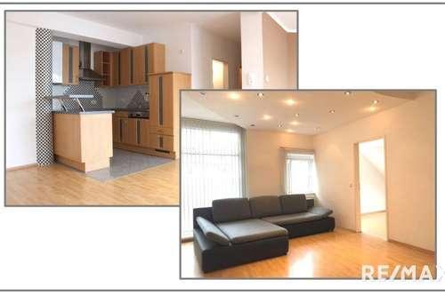Perfekt aufgeteilte 3-Zimmer-Wohnung in Katsdorf