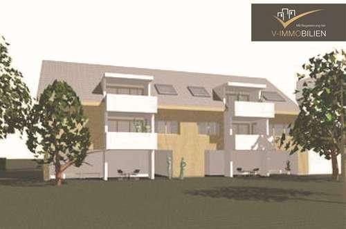 sensationelle Erstbezug Neubau 3 Zi-Wohnung mit Balkon und Carport