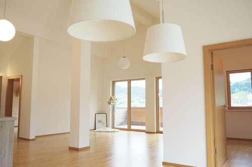herrliche 3 Zimmer Wohnung mit Weitblick und Wow - Effekt