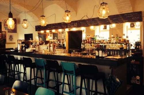 Cocktailbar, Café