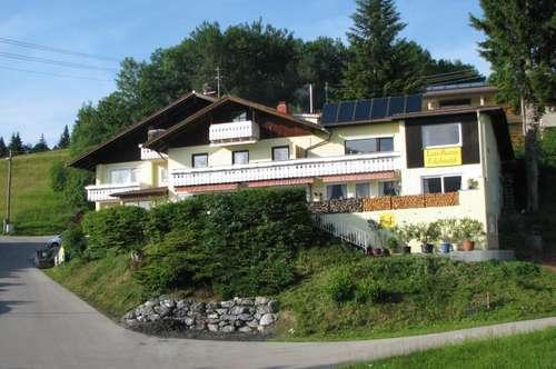 Landhaus mit Ferienwohnungen in Jungholz/Tirol