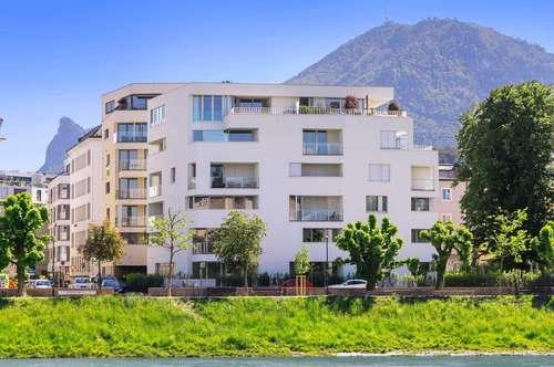 Luxuriöse Eigentumswohnung in erster Häuserreihe