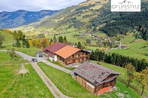 Liebevoll renoviertes Bauernhaus aus 1750 in absoluter Top Lage