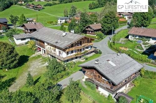 Traumhafte Dachgeschosswohnung mit Freizeitwohnsitz