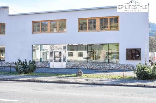 Geschäftslokal oder Büro in gut erreichbarer Lage an der Grenze von Brixen und Westendorf
