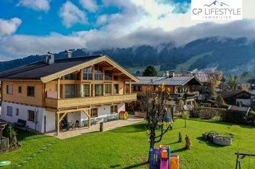 Vollausgestattete Ferienwohnung im wunderschönen Oberndorf in Tirol