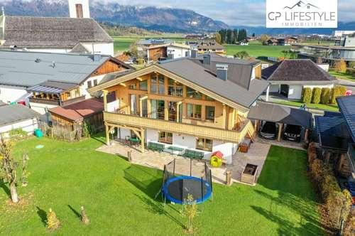 Ferienwohnung mit hochwertiger Möblierung im wunderschönen Oberndorf in Tirol