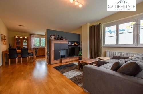Wunderschöne 4-Zimmer Maisonette mit zwei Terrassen nahe der Bergbahnen Steinplatte