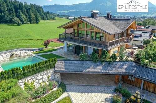 Velbenschlössl - Traumhaftes Anwesen in Stanglwirtnähe mit Freizeitwohnsitz