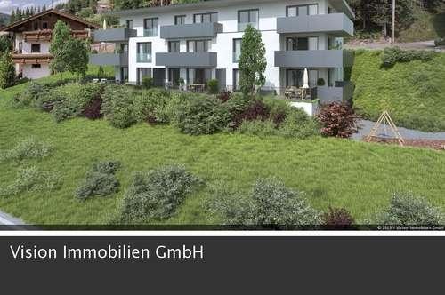 Neubau in Achenkirch 92,62m² große 1.OG Wohnung mit traumhaften Blick auf Achenkirch