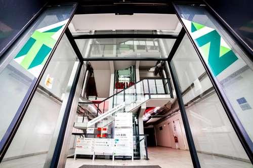 Technologiezentrum Neusiedl am See - helle Bürofläche in Toplage