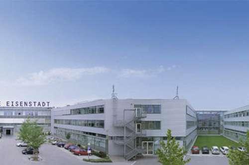 Technologiezentrum Eisenstadt - Helle Büroflächen