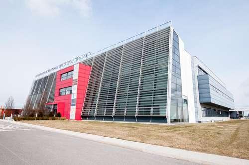 Ehemaliges ATOS Rechenzentrum im Technologiezentrum Neutal