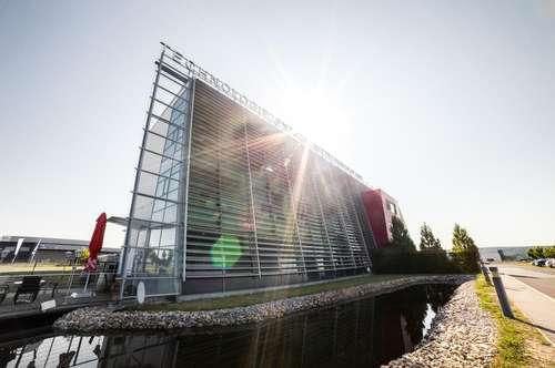 Technologiezentrum Mittelburgenland/Neutal - Büroflächen von 25 m² bis 1.000 m²