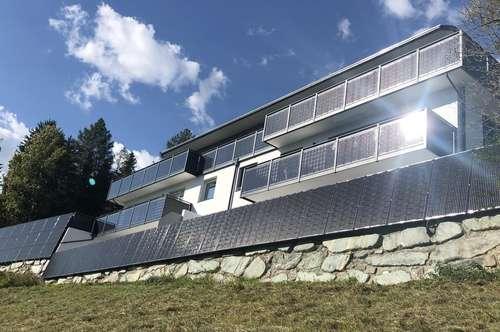 Neubauwohnung Energiemodellhaus mit Dolomitenblick