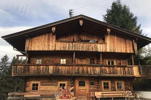 Bauernhaus in Alpbach/Tirol