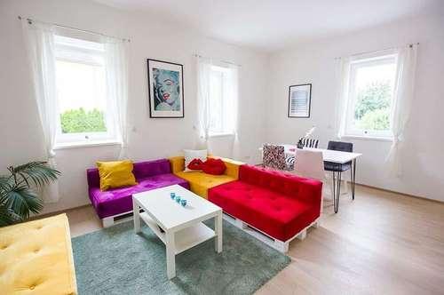 Wohnen auf Zeit – Apartment mit Balkon – wochenweise Vermietung