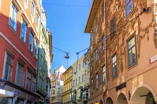 Wohnen auf Zeit - Leben im Herzen von Graz - Sporgasse Top 2
