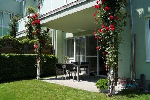 Gartenwohnung in schönster Welser Stadtlage