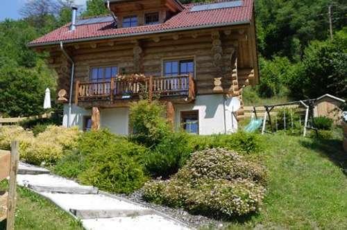 Uriges Blockhaus im Skigebiet Kreischberg