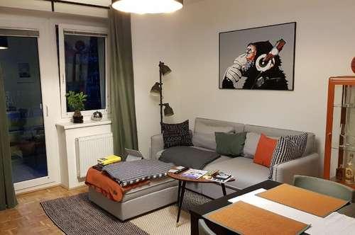 Sanierte Wohnung in Top-Lage - Zentrumsnah inkl. Garage und Balkon