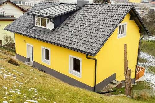 Großzügiges Haus für ein oder zwei Familien. - Neuwertig generalsaniert. - Weniger als 10 Min. von Graz entfernt.