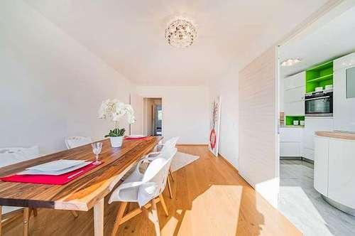 Herausragendes Penthouse nahe Schönbrunn mit 2 Dach-Terrassen - Inkl. Designer-Möbel Ausstattung und Zwei Garagen!