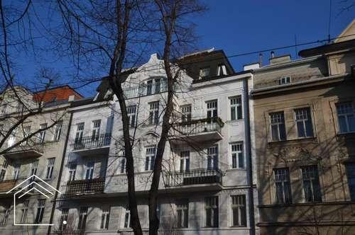 Elegante, möblierte Terrassenwohnung in bester Lage