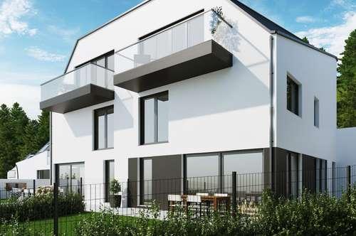 Familienhit! 3-Zimmerwohnung + 180m² Garten in Grün/Ruhelage, Schlüsselfertig - Provisionsfrei!