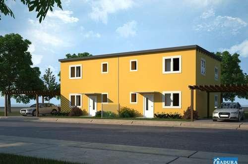 NÄHE WIEN - Doppelhaushälfte mit 3 Schlafräumen und feinem Garten!