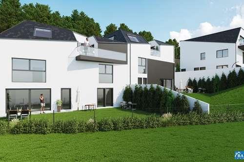 3-Zimmerwohnung + Terrasse in Grün/Ruhelage, Schlüsselfertig - Provisionsfrei!