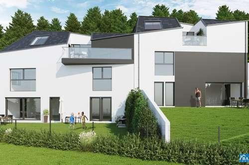 Hausflair! 3-Zimmerwohnung + Eigengarten, Schlüsselfertig - Provisionsfrei!