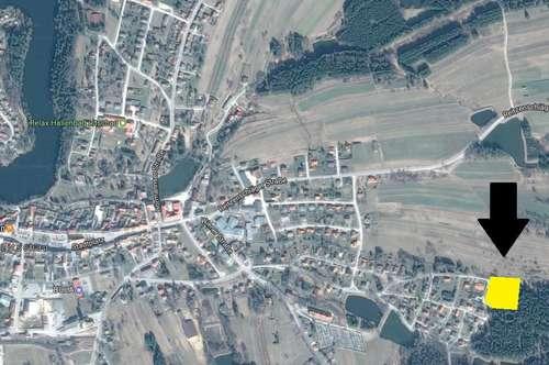Traumhaftes Baugrund in Litschau
