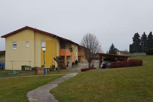 Helle Eigentumswohnung in Stegersbacher Traumlage
