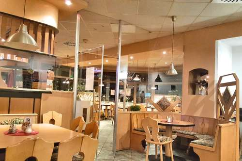 Café Restaurant und Eisdiele zu verkaufen