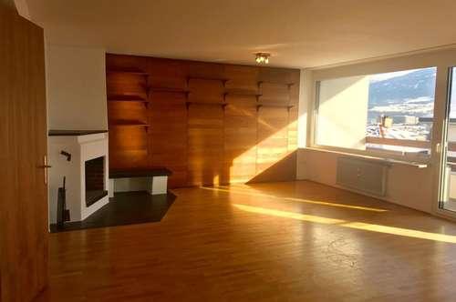Helle 2 Zimmer-Wohnung in Aussichtslage