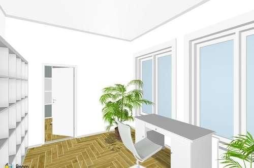 Kostspielig sanierte, 166m² Wohn-Etage in Gründerzeit-Haus: edler, neuwertiger Altbau in Graz-Geidorf
