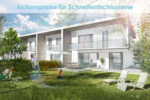 RHA Etsdorf - Wohnen im Grafengarten - Direkt vom Bauträger - Provisonsfrei - RH 1 & 8