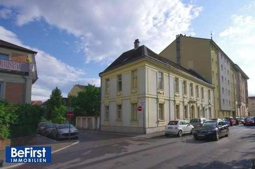Gründerzeithaus mit drei Einheiten und schönem Garten nahe Badener Casino