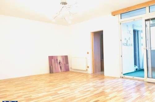 Perfekte Raumaufteilung: 5 Zimmer-Loggiawohnung - in Ruhelage von Groß Enzersdorf