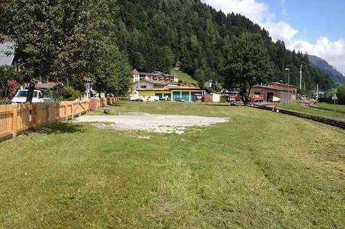 Gewerbegrundstück in Zell am See/Schüttdorf