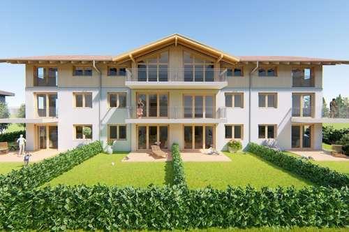 Wohnresidenz Wallersee - Gesundes Wohnen - 12 Eigentumswohnungen