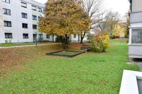 Ruhige Wohnung Linz-Urfahr, 68 m2, Tiefgarage, Balkon 4,5 m2